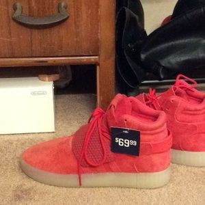 Men's adidas tubular shoes